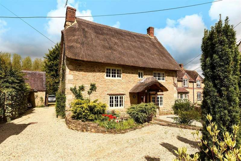 5 Bedrooms Cottage House for sale in Church Road, Great Milton, Oxford