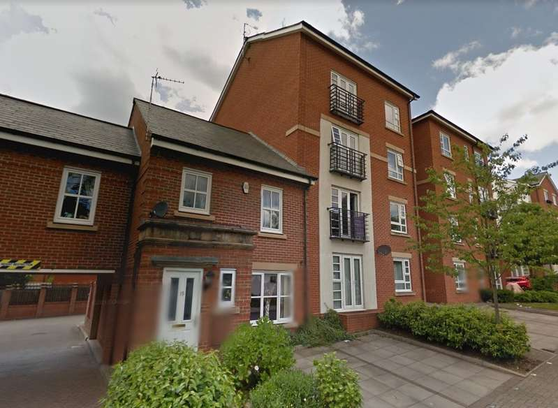 2 Bedrooms Apartment Flat for rent in Staff Way, Erdington, Birmingham B23