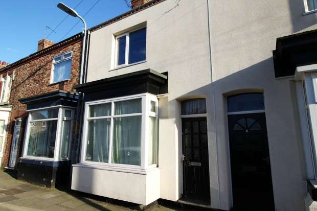 2 Bedrooms Terraced House for sale in Cheltenham Avenue, Stockton-On-Tees, Cleveland, TS17 7HX
