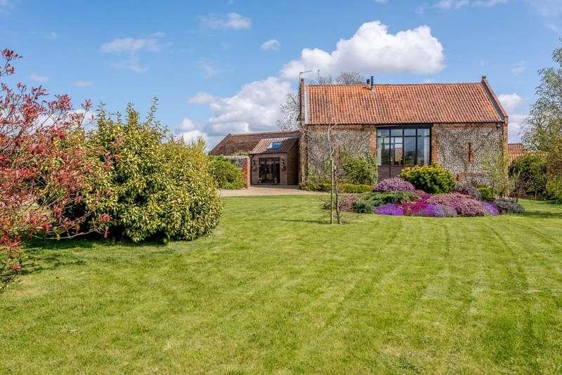 Detached House for sale in Church Lane, Antingham, North Walsham, Norfolk, NR28