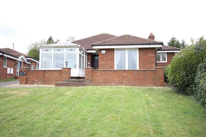 4 Bedrooms Detached Bungalow for sale in Back Street, Clophill, Bedfordshire, MK45