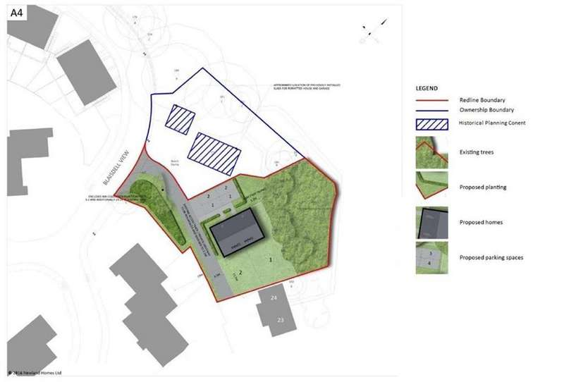Land Commercial for sale in Blaisedell View, Blaise, Bristol