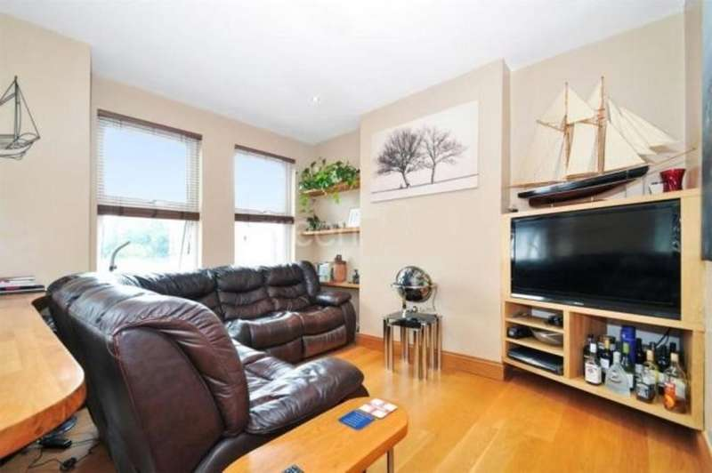 2 Bedrooms Apartment Flat for sale in Brenthurst Road, Willesden