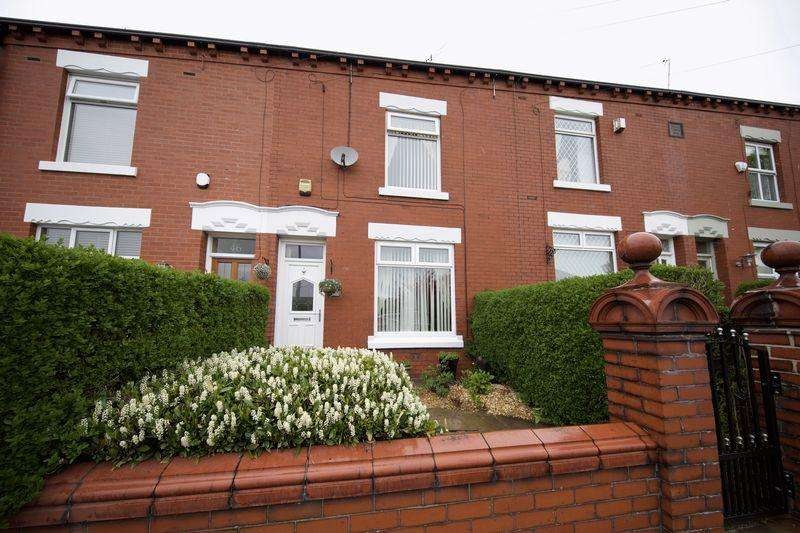 2 Bedrooms Terraced House for sale in Hutchinson Road, Norden, Rochdale