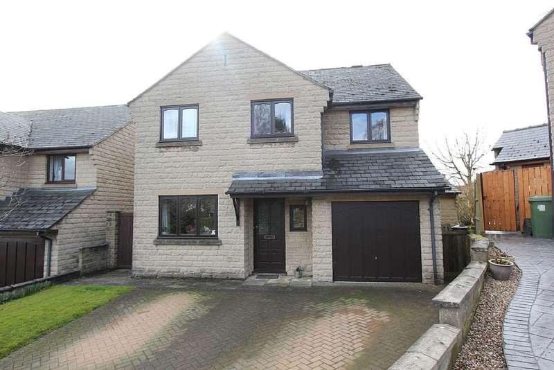 4 Bedrooms Detached House for sale in 3, Fairview Rise, Culland View, Crich, Matlock, Derbyshire, DE4 5DA