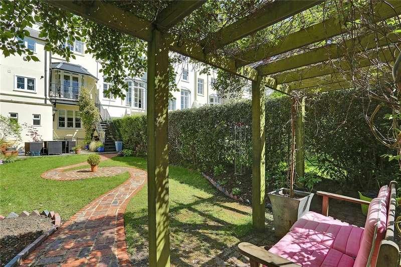 5 Bedrooms Terraced House for sale in Church Road, Belvedere Terrace, Tunbridge Wells, Kent, TN1