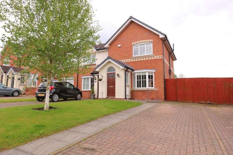 3 Bedrooms Property for sale in Silver Birches, Denton, Manchester, M34