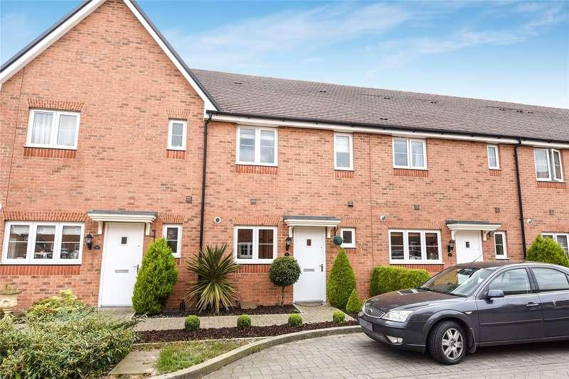 2 Bedrooms Terraced House for sale in Gull Lane, Jennett's Park, Bracknell, Berkshire, RG12