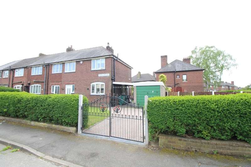 3 Bedrooms Semi Detached House for sale in Waincliffe Avenue, Chorlton, Manchester, M21