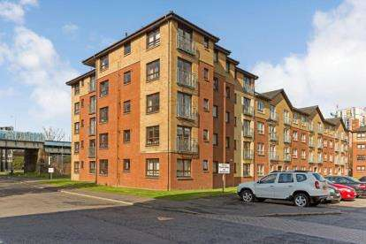 2 Bedrooms Flat for sale in Ferry Road, Yorkhill