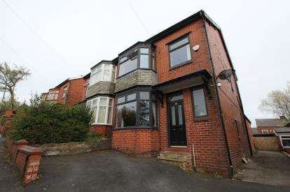 4 Bedrooms Semi Detached House for sale in Selkirk Avenue, Oldham, Greater Manchester