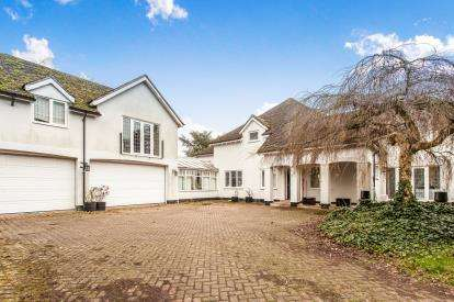 6 Bedrooms Detached House for sale in Little Thetford, Ely, Cambridgeshire