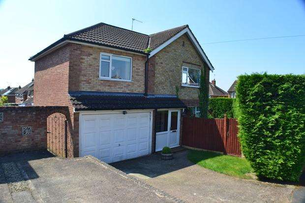 4 Bedrooms Detached House for sale in Silverton Road, Oadby, Leicester, LE2