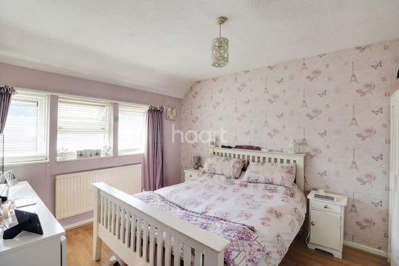 3 Bedrooms Terraced House for sale in Brickly Road, LU4