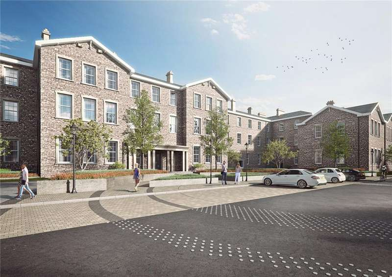 2 Bedrooms Flat for sale in Apartment B12 Loft House, College Road, Bishopston, Bristol, BS7