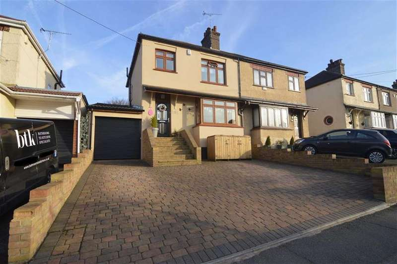 3 Bedrooms Semi Detached House for sale in St James Avenue East, Stanford-le-hope, Essex