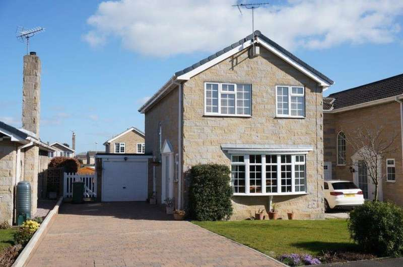 4 Bedrooms Detached House for rent in APPLEBY WAY, WETHERBY, LS22 7YB