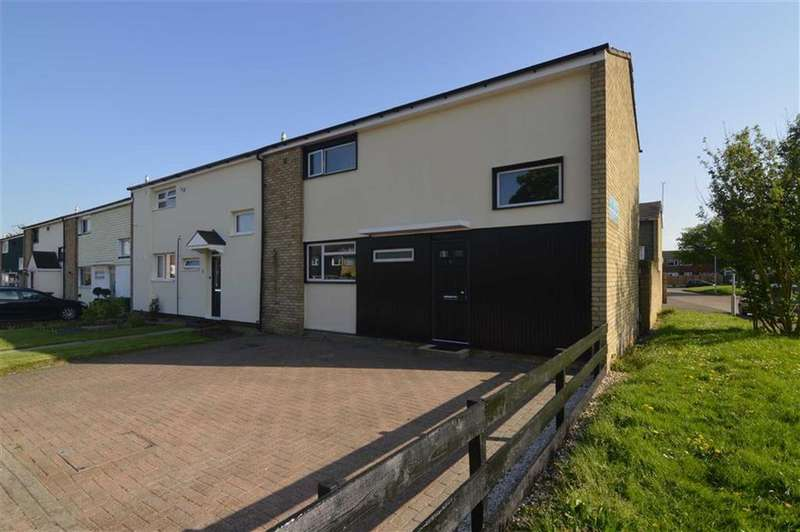 3 Bedrooms End Of Terrace House for sale in The Lichfields, Basildon, Essex