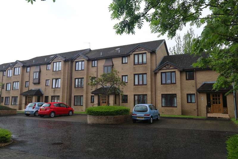 2 Bedrooms Flat for sale in Flat 1/2 567 Mosspark Boulevard Bellahouston Glasgow G52 1SB
