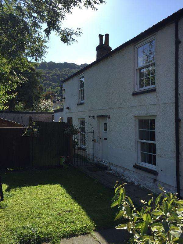 3 Bedrooms Cottage House for rent in Derby Road, Caergwrle