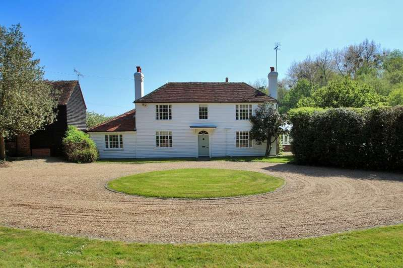 7 Bedrooms Detached House for sale in Ockley Lane, Hawkhurst, Kent, TN18 5EU