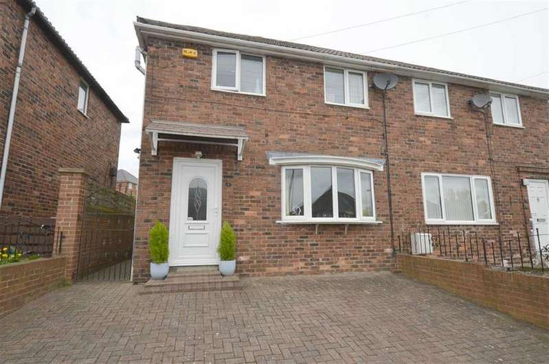 3 Bedrooms Semi Detached House for sale in Stanley