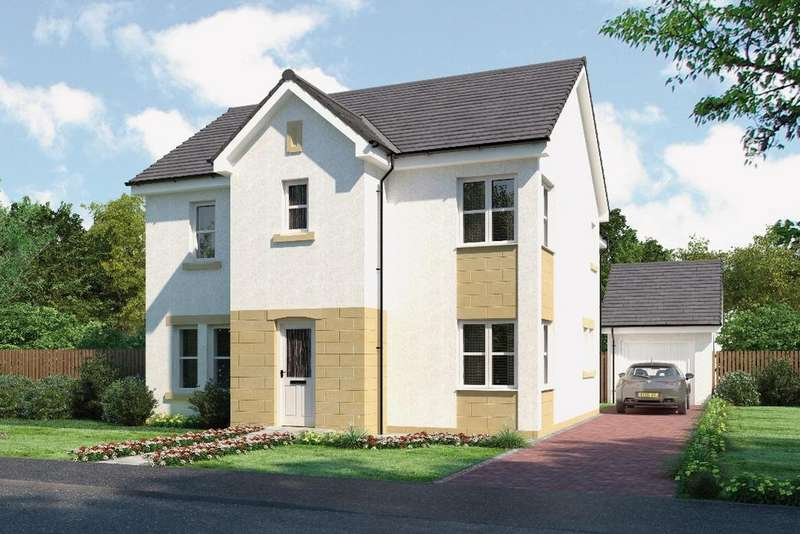 4 Bedrooms Detached House for sale in Doonholm Meadows, Alloway, Ayr, South Ayrshire, KA7 4TL