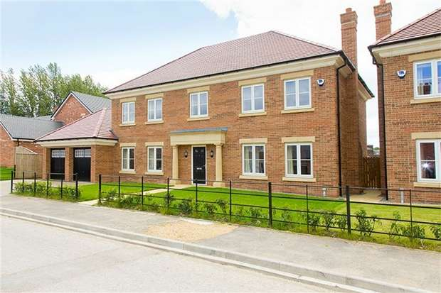 5 Bedrooms Detached House for sale in Chevallier Court, POTTERS BANK, Durham City