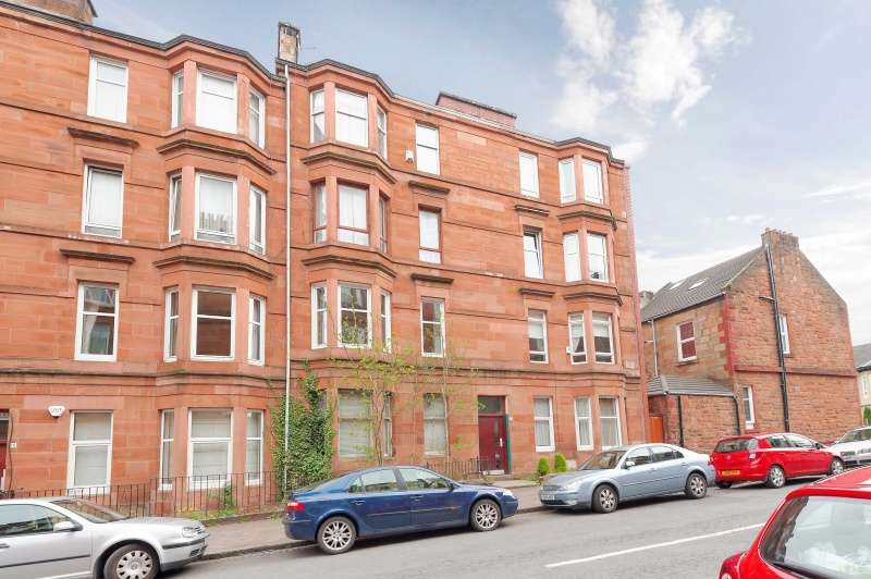 1 Bedroom Flat for sale in Eskdale Street, Glasgow, G42 8UD