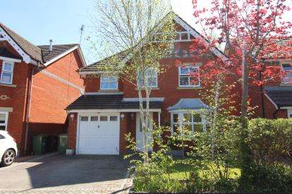 4 Bedrooms Detached House for sale in Cheadle Wood, Cheadle Hulme, Cheadle, .