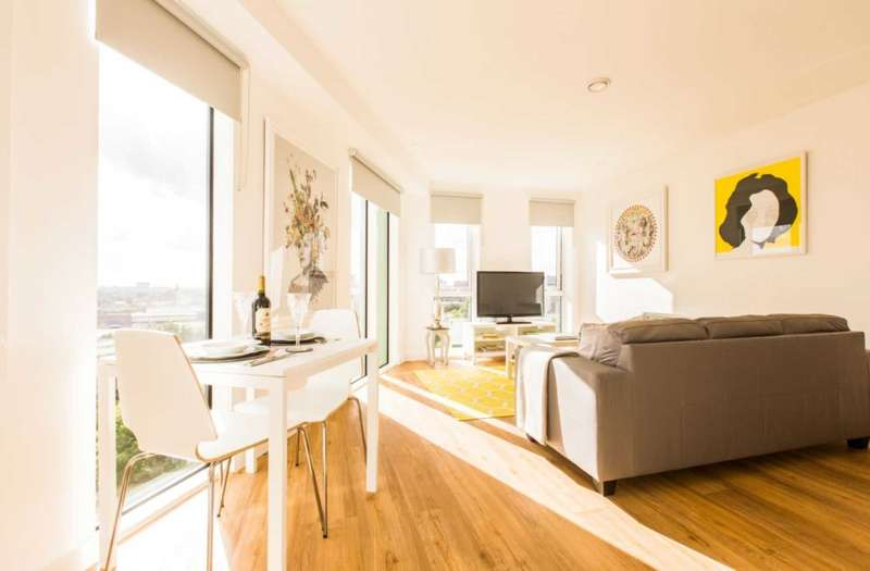 2 Bedrooms Apartment Flat for sale in Reference: 32569, Great Ancoats, Manchester