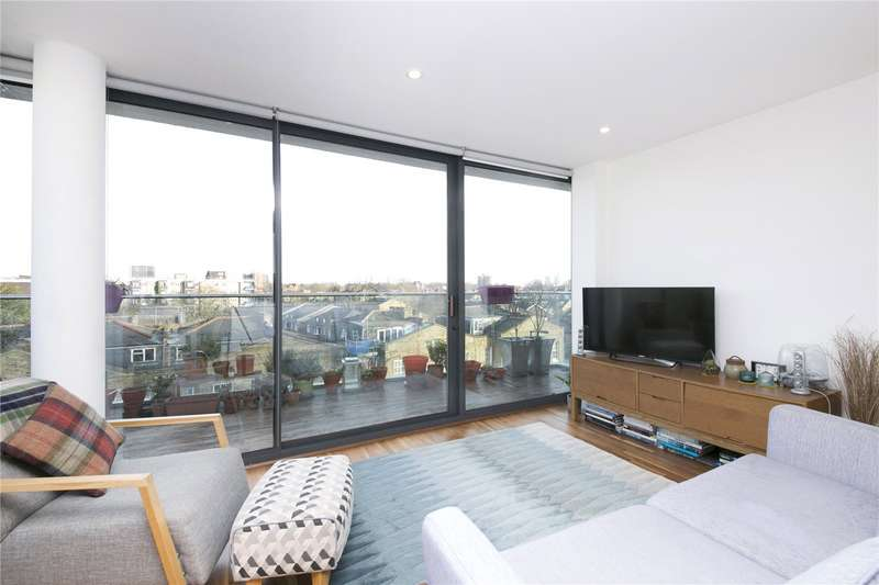 2 Bedrooms Flat for sale in Acer Road, London, E8
