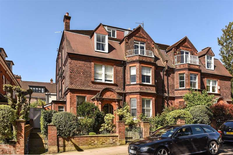 4 Bedrooms Flat for sale in Frognal, Hampstead, NW3