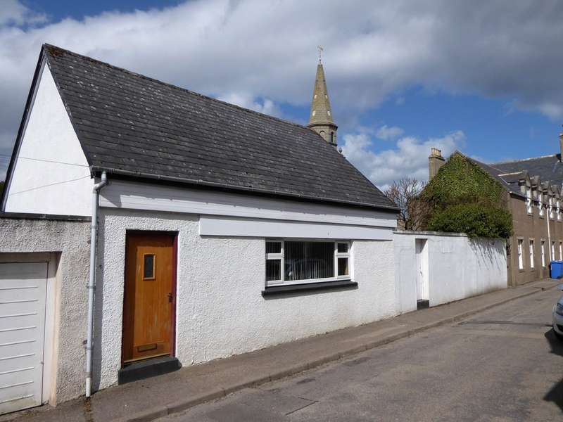 Semi Detached House for sale in 6 Charlotte Street, Fochabers, Moray, IV32