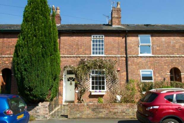 2 Bedrooms Terraced House for sale in Priory Street, Bowdon