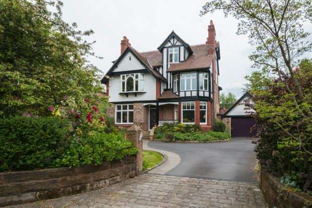 6 Bedrooms Detached House for sale in Ashley Road, Hale