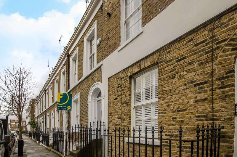 3 Bedrooms Terraced House for sale in Remington Street, Angel, N1