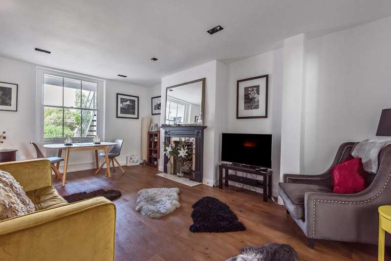 2 Bedrooms Flat for sale in Castelnau, Barnes