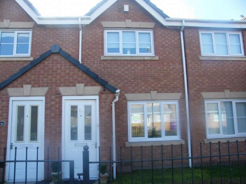 2 Bedrooms Town House for rent in Addenbrook Drive Hunts Cross Liverpool L24 9LL