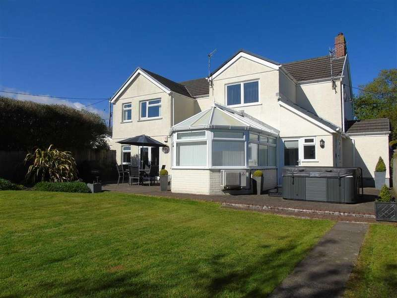 5 Bedrooms Detached House for sale in Rhyd Y Pandy Road, Rhyd Y Pandy, Swansea