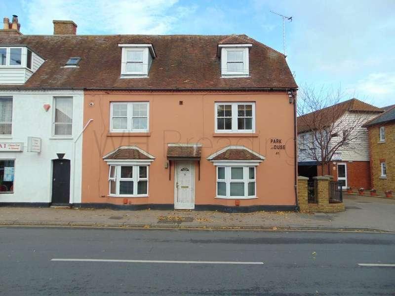 Studio Flat for rent in East Street, Faversham, ME13