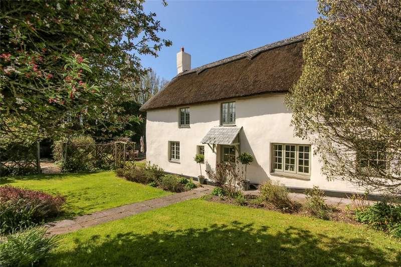 5 Bedrooms Detached House for sale in Galmpton, Kingsbridge, Devon, TQ7