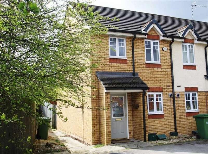 2 Bedrooms Mews House for sale in Bleadale Close, WILMSLOW