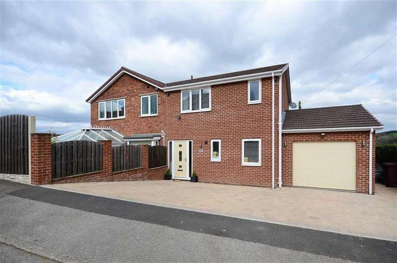 5 Bedrooms Detached House for sale in 27, Highgate Drive, Dronfield, S18