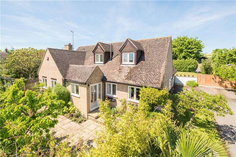 4 Bedrooms Detached House for sale in High Street, Odell, Bedfordshire
