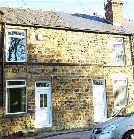 2 Bedrooms Terraced House for rent in Rotherham Road, Swallownest, Sheffield, S26 4UR