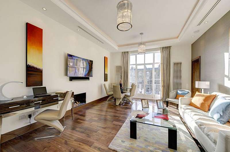 2 Bedrooms Flat for sale in Eaton Square , Belgravia