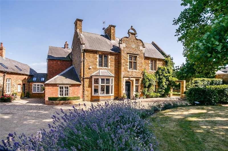 7 Bedrooms Detached House for sale in Church Road, Spratton, Northampton