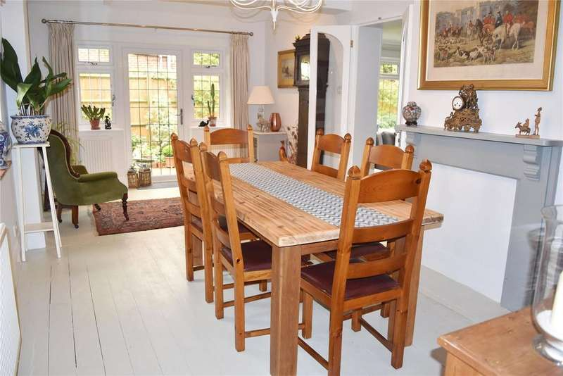 4 Bedrooms Detached House for sale in Leighton Road, Wing