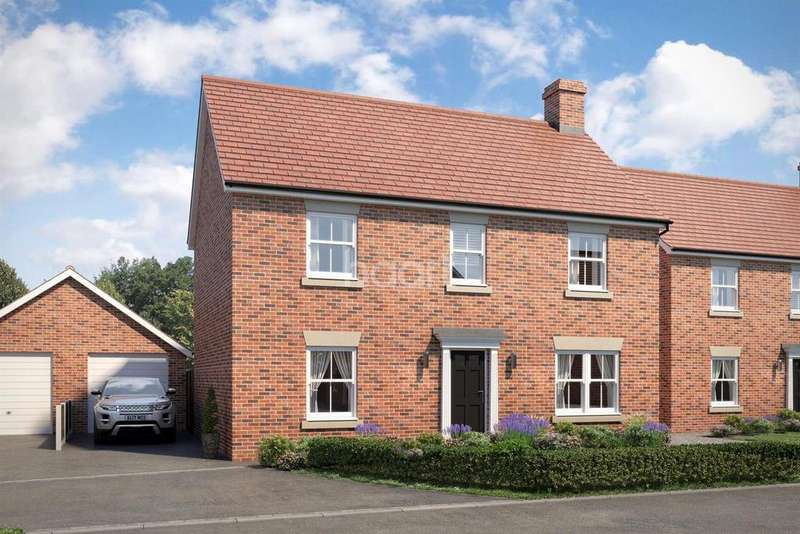4 Bedrooms Detached House for sale in Kirby Grange, Kirby Cross
